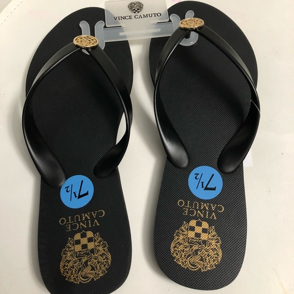 0bd6718c77f4 🌟New Authentic Vince Camuto womens Flip Flops🌟